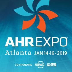 AHR Expo Banner