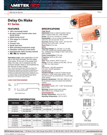 TimeDelayRelays_Delay-On-Make-K1-Series