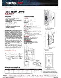 TimeDelayRelays_Fan-and-Light-Control-Model-T1517