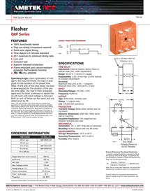 TimeDelayRelays_Flasher-Q8F-Series