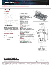 TimeDelayRelays_Interval-Z4-Series